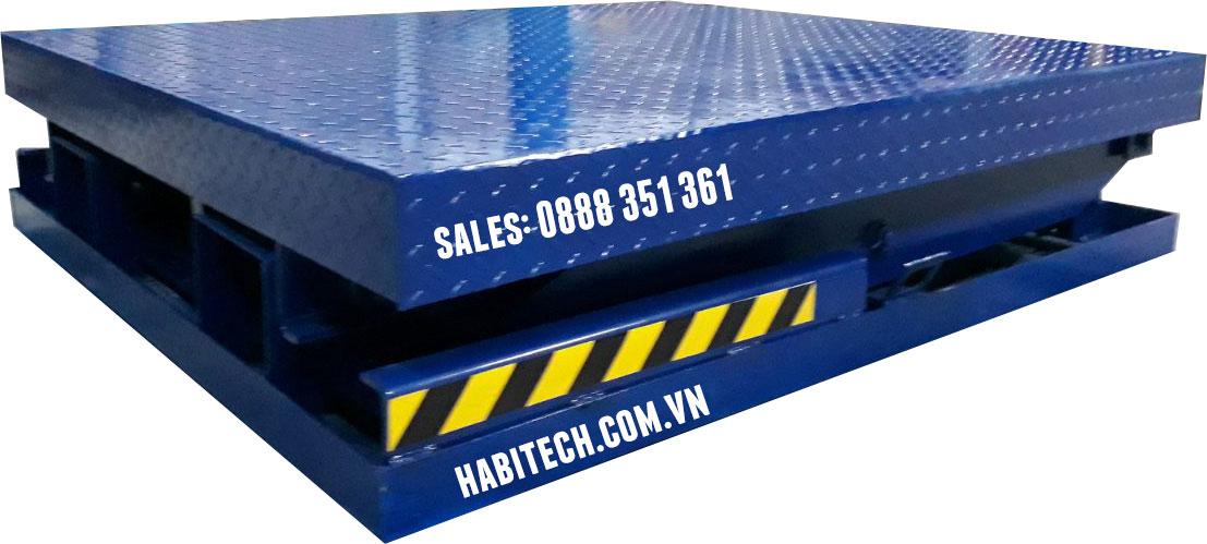 Bàn Nâng Cắt Kéo Habitech Hydraulic Lift Table