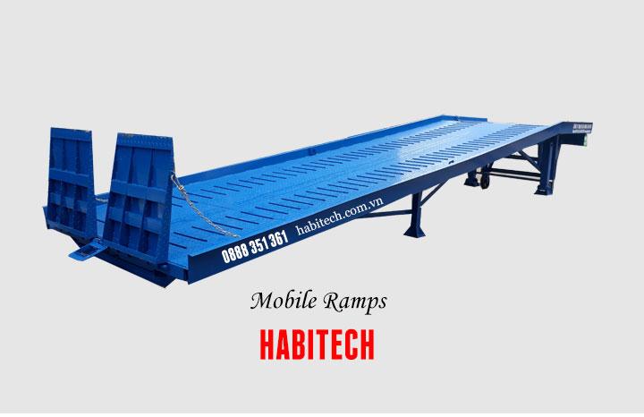 Cầu dẫn Container (Mobile Ramp) Habitech