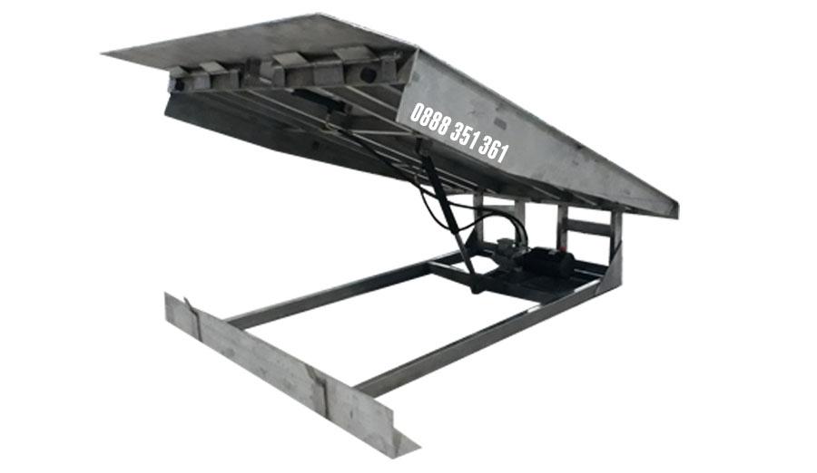 Sàn nâng thủy lực Inox 304 Habitech thiết kế và sản xuất tại Việt Nam